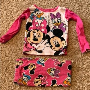 Disney and friends pjs
